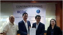 한국 기업 최초로 필리핀 뉴 클락시티에 대규모 토지 계약 체결