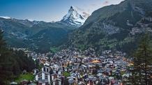스위스, 스페인, 크로아티아 여행 만족도 최고