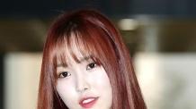 걸그룹 '여자친구'유주, 한 달째 종적 묘연…무슨 일?
