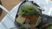 '생활의 달인' 가라랑어포로 숙성한 오이…안성 오이김밥