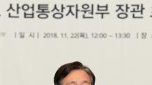 """성윤모 산업 장관 """"전력 유관기관, 긴장 늦추지 말라"""""""