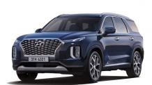온1030엠) 현대차 신형 플래그십 대형 SUV…팰리세이드 출시