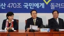 """홍영표 """"선거법, 정개특위에서 논의해야"""""""