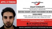 스트라스부르 총격 테러범 행방 묘연…절도 등으로 27번 유죄 판결