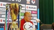 박항서호와 붙을까…벤투호, 내년 3월 스즈키컵 우승팀과 대결