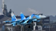 우크라이나 '수호이-27' 추락…조종사 1명 사망