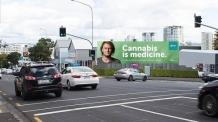 """""""대마초는 약이다""""…뉴질랜드 기업, 대대적인 광고"""
