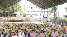 신세계면세점, 필리핀에 다국어 동화책 2500권 기부