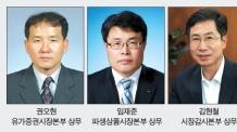 부서장 40% 물갈이…한국거래소도 '세대교체'