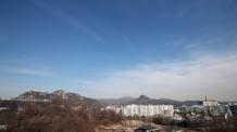 내일 초미세먼지 '양호'…고기압 중국으로 이동