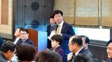 """염태영 수원시장 """"시와 시의회가 힘을 모아 당면한 과제 해결"""""""