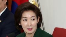 """민주 """"나경원의 해괴한 논리 비약에 어처구니없다"""""""