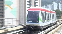 의정부경전철 전구간 40분간 스톱…승객들 선로 내려 대피