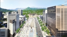 광화문광장 3.7배 넓힌다…시청까지 지하로 연결·GTX역 신설