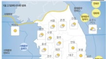 [날씨&라이프]전국 낮 영상권 온화…미세먼지 일부 '나쁨'