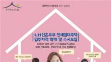 청년ㆍ신혼부부 매입ㆍ전세임대주택 7904호 공급 시작