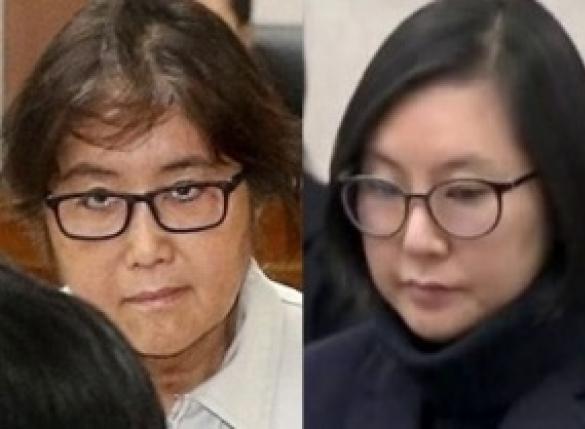 """최순실 """"오냐…장시호 재산, 다 내 앞으로 돌려"""""""