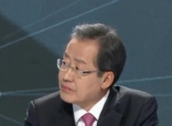 """홍준표 """"삼성은 귀족노조 없어 세계 1위 됐다"""""""