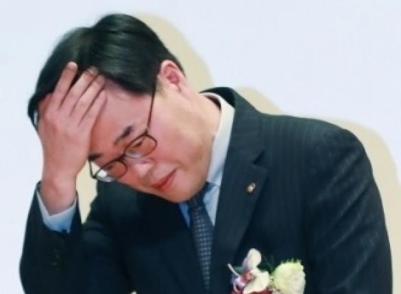 """김기식 """"아들 그렇게 되지 않았다면""""…첫 심경 밝혀"""