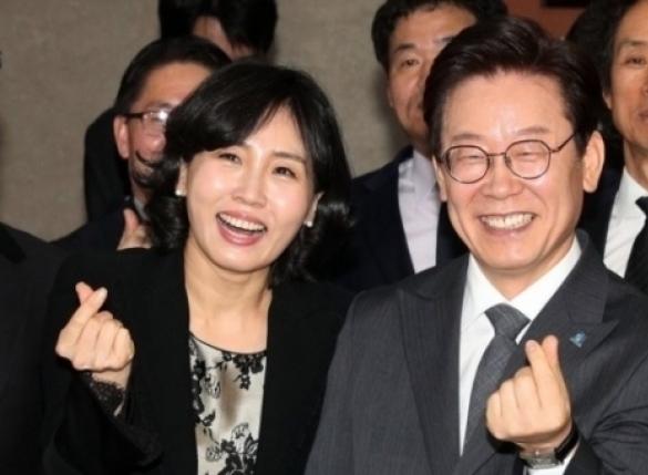 """""""외부인 통제해달라""""…이재명 부부 두문불출"""