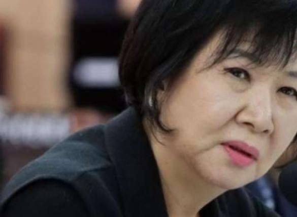 """""""탈당하겠다"""" 손혜원, 민주당 지도부가 만류"""