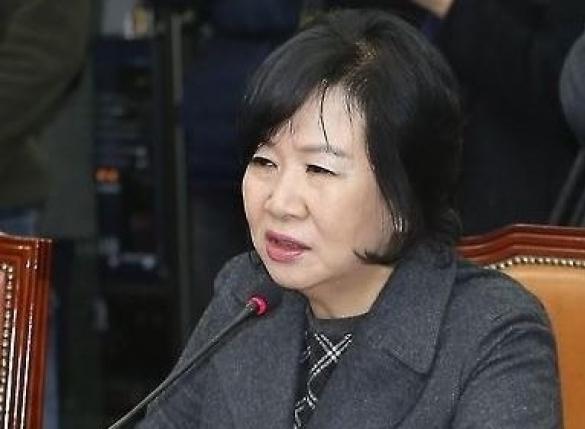 '조선공산당 전력' 손혜원 父, 보훈처장 만난 후 유공자 돼