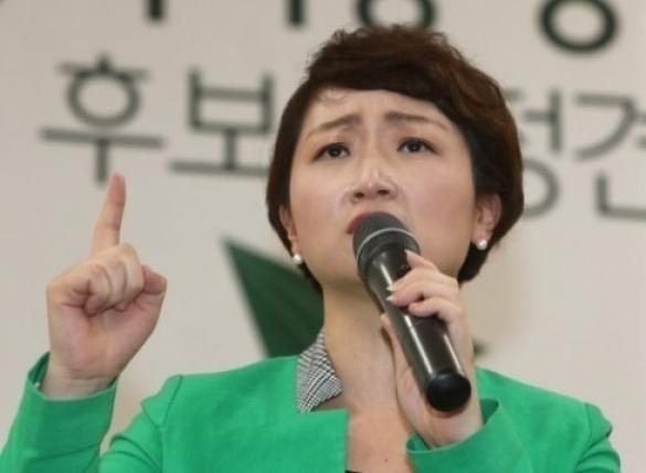 """""""손학규 찌질"""" 이언주 발언에…""""인신공격"""""""
