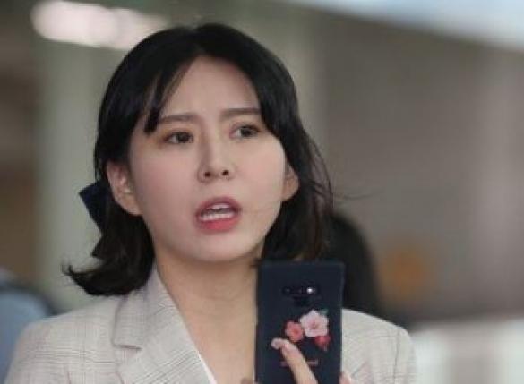"""""""송선미·이미숙 입 열어라"""" 윤지오, 모두 거짓말이었나"""