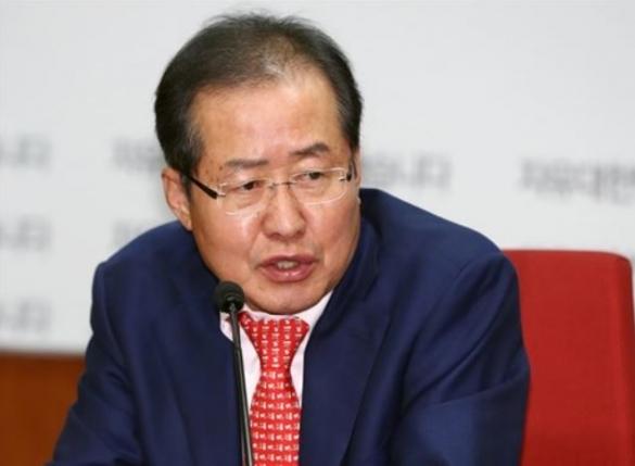 """홍준표, 조진래 죽음에 """"文 정치보복에 당해…국민 용서치 않을 것"""""""