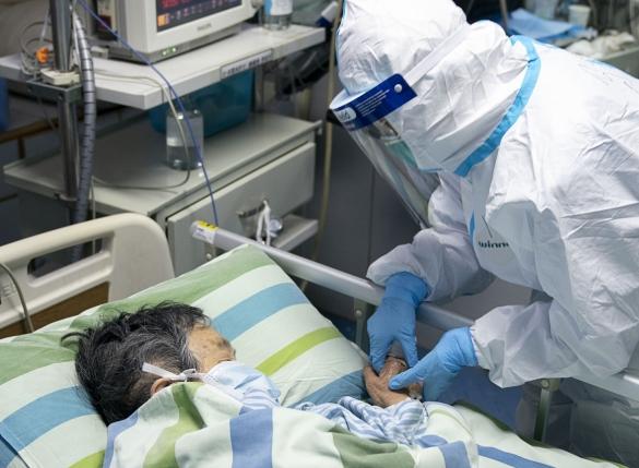 '우한 폐렴'으로 의료진도 사망...1287명 확진