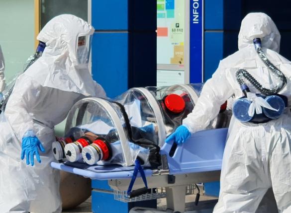 대구서도 코로나 첫 사망자 발생…하루에 한 명 꼴 사망 '비상'