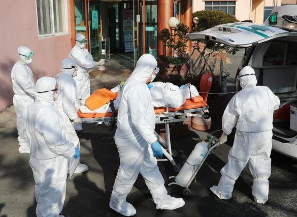 코로나19 확진 54세 여성 사망…국내 2번째