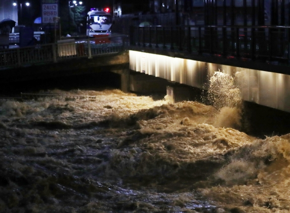 남부 낮까지 폭우…중부는 저녁부터 최고 300㎜ 장대비