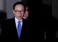 """법원, 이명박 구속심사 취소…""""추후 사항 내일 결정"""""""