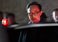 北매체, '이명박 전 대통령 구속' 보도