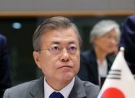"""文 """"비핵화 전면적 이행단계…여건되면 남북경협 본격화"""""""