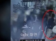 '곰탕집 성추행' 공방…영상전문가의 '1.333초'