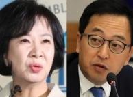 """금태섭 """"손혜원 의혹생길만""""…손혜원 발끈"""