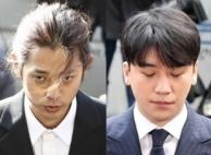 """""""힘들면 그럴수도""""…외대 교수, 승리·정준영 두둔 논란"""