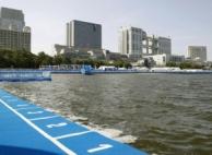 日 오픈워터수영 수질오염으로 취소…도쿄올림픽 비상