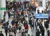 한일갈등에도…6~8월 일본인 입국자 13.6% 늘었다