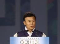 """""""망나니짓""""…김원웅에 분노한 野, 파직 요구도"""