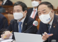 """홍남기 """"전세 안정화 위해 지금 정책과 충돌않는 범위서 ..."""