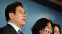 """이재명 """"박근혜 탄핵보다 하야해야…하루빨리"""""""