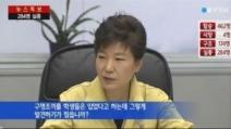 """박사모 """"세월호 인양, 엄연히 朴의 업적"""""""