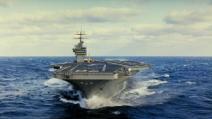 핵항모 칼빈슨함, 동해서 한미 연합훈련 돌입