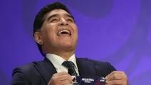 마라도나, 한국 뽑고 웃더니…아르헨 짐싼다