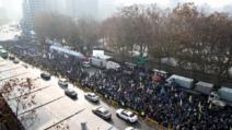 '문재인 케어 반대' 의사들 대규모 상경집회