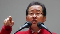 """홍준표 """"한국당 내 충치같은 사람 있다, 대부분 제압"""""""