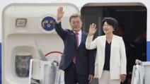 문대통령 내일 방미… '악화일로' 북미 중재 분수령